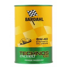Моторное масло BARDAHL TECHNOS C60 EXCEED 5W40