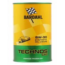 Моторное масло BARDAHL TECHNOS C60 5W30