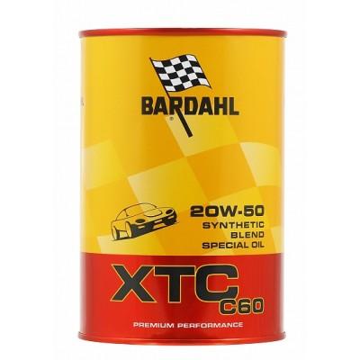 Моторное масло BARDAHL XTC C60 20W50