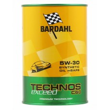 Моторное масло BARDAHL TECHNOS C60 EXCEED 5W30