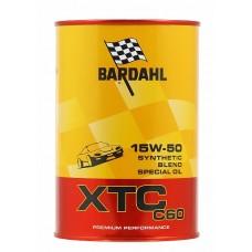Моторное масло BARDAHL XTC C60 15W50