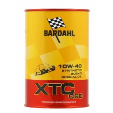 Моторное масло BARDAHL XTC C60 10W40