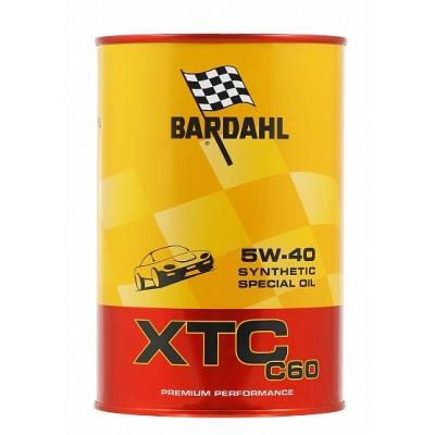 Моторное масло BARDAHL XTC C60 5W40
