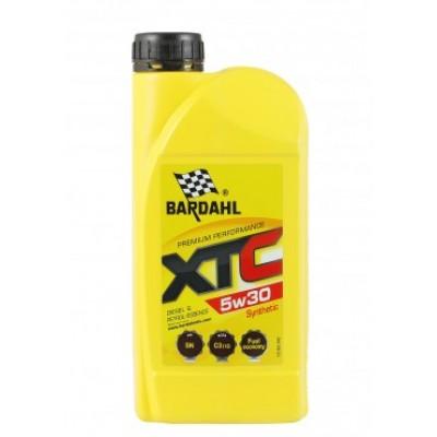 Моторное масло BARDAHL XTC 5W30