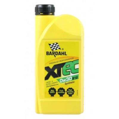 Моторное масло BARDAHL XTEC 0W30 B12