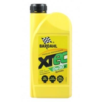 Моторное масло BARDAHL XTEC 0w30 F