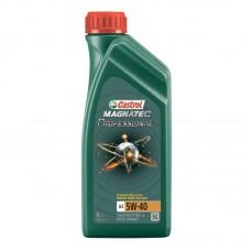 Моторное масло Castrol Magnatec Professional A3 5W-40