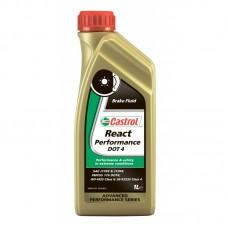 Тормозная жидкость Castrol React Performance DOT 4