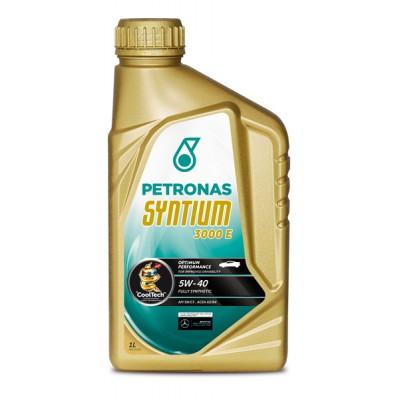 МОТОРНОЕ МАСЛО PETRONAS Syntium 3000 E 5W-40