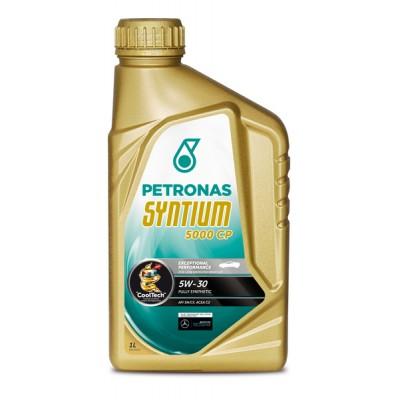 МОТОРНОЕ МАСЛО PETRONAS Syntium 5000 CP 5W-30