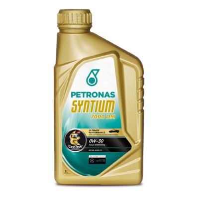 МОТОРНОЕ МАСЛО PETRONAS Syntium 7000 DM 0W-30