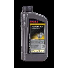 Трансмиссионное масло ROWE HIGHTEC TOPGEAR SAE 75W-90 S