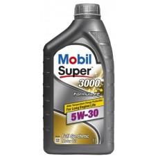 Моторное масло MobilSuper3000X1FormulaFE5W30
