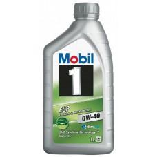 Моторное масло Mobil 1 ESP 0W-40