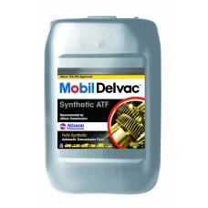 Трансмиссионная жидкость Mobil Delvac 1 ATF