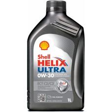 Моторное масло Shell Helix Ultra ECT C2/C3 0W-30