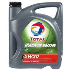 Моторное масло TOTAL RUBIA TIR 9900 FE 5W-30